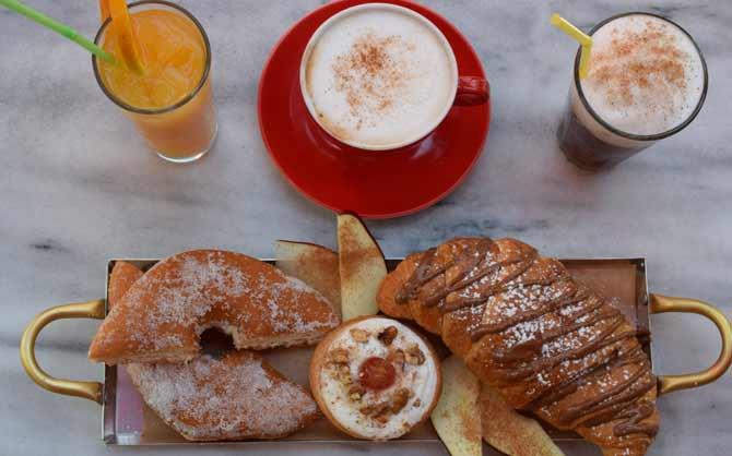 γλυκό πρωινό